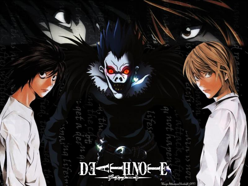 Kwikku, Death Note