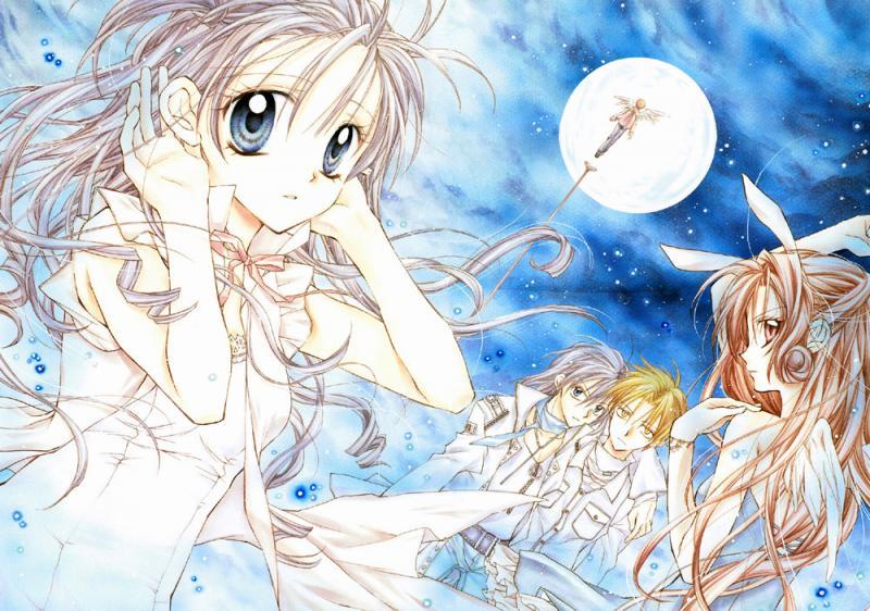 Kwikku, Full Moon wo Sagashite