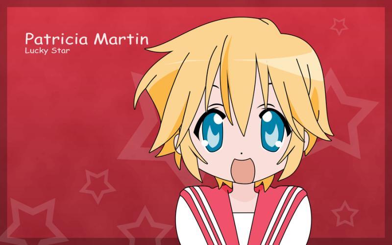 Kwikku, Patricia Martin dari Lucky Star