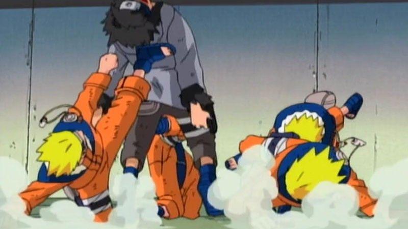 Kwikku, Naruto Rendan