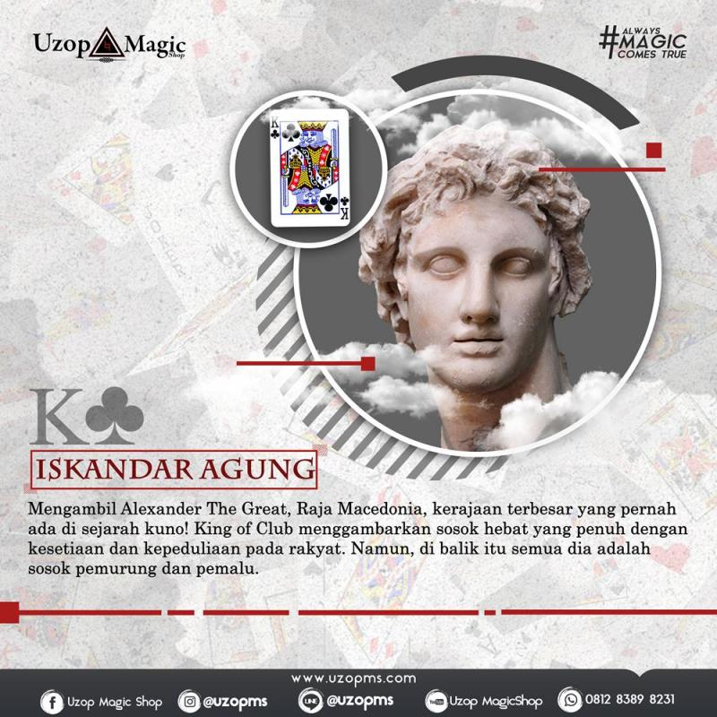 Kwikku, KeritingSakura  Alexander the Great Iskandar Agung