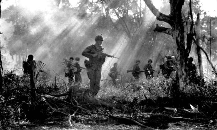 Kwikku, Penggunaan Rekaman Suara Hantu untuk Menakuti Tentara Vietnam