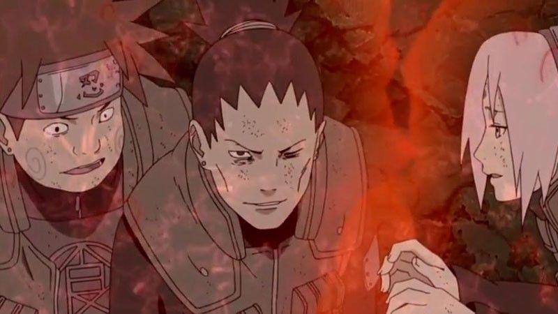 Kwikku, Dalam Keadaan Susah maupun Suka Shikamaru Selalu Ada dan Mendukung Naruto