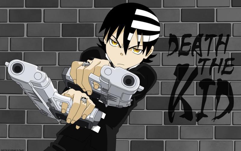 Kwikku, Death the Kid dari Soul Eater