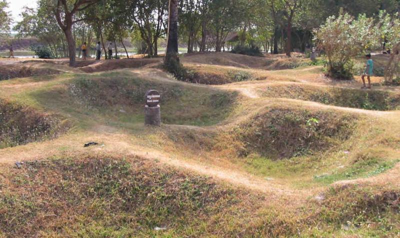 Kwikku, Kuburan Massal Hasil Pembantaian Pemerintahan Pol Pot di Kamboja