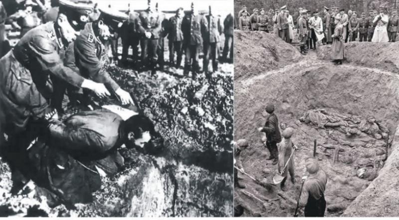 Kwikku, Kuburan Massal di Era Stalin Uni Soviet