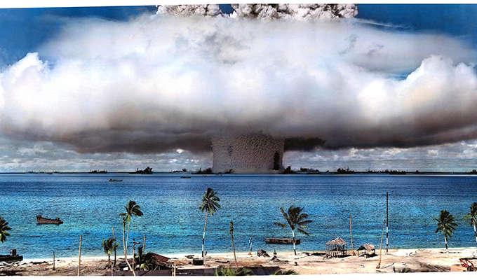 Kwikku, Adanya Radiasi Nuklir yang Membuat Mutasi Gen