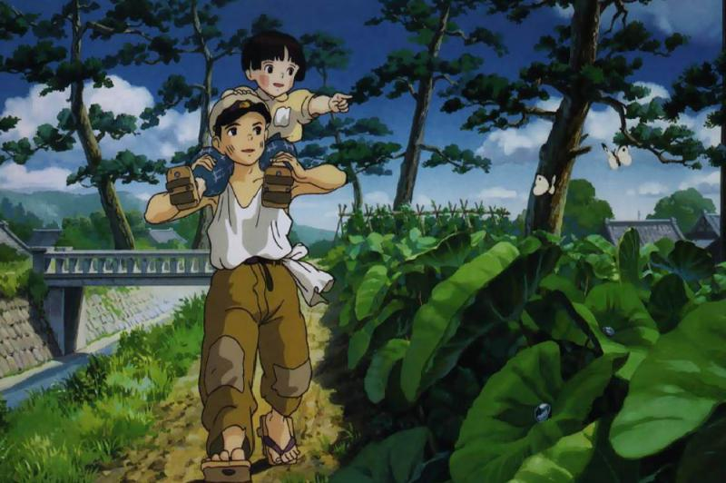 Kwikku, Grave of the Fireflies tahun