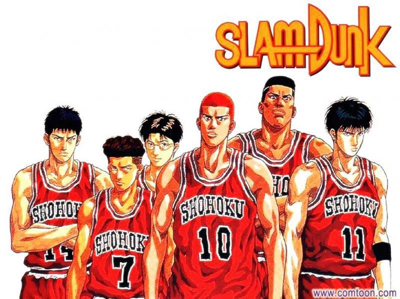 Kwikku, Slam Dunk