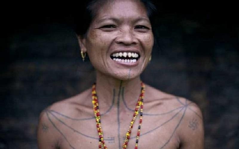 Kwikku, Kerik Gigi di Kepulauan Mentawai