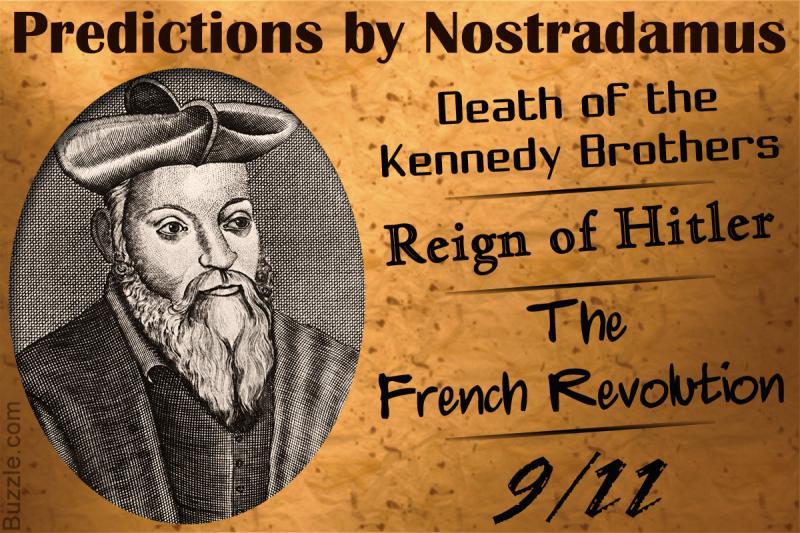 Kwikku, Nostradamus dari Issacher Perancis