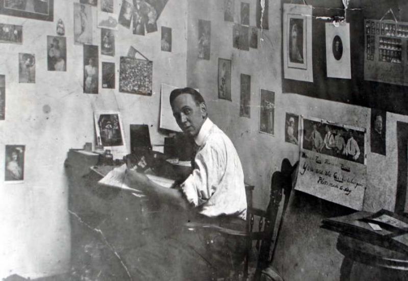 Kwikku, Edgar Cayce Amerika