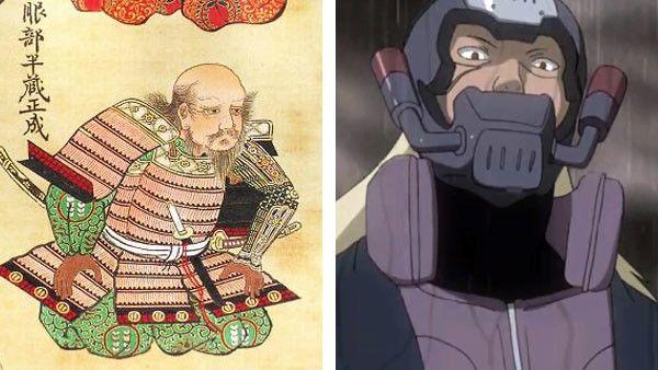 Kwikku, Hanzo Hattori