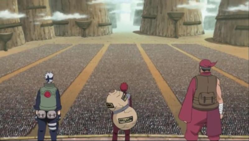 Kwikku, Perang Shinobi ke Hingga Munculnya Kaguya