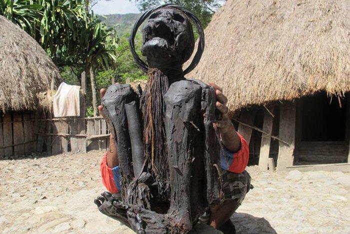Kwikku, Mumi Suku Dani di Papua
