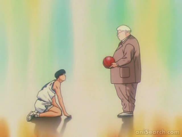 Kwikku, Mitsuyoshi Anzai dari Slam Dunk