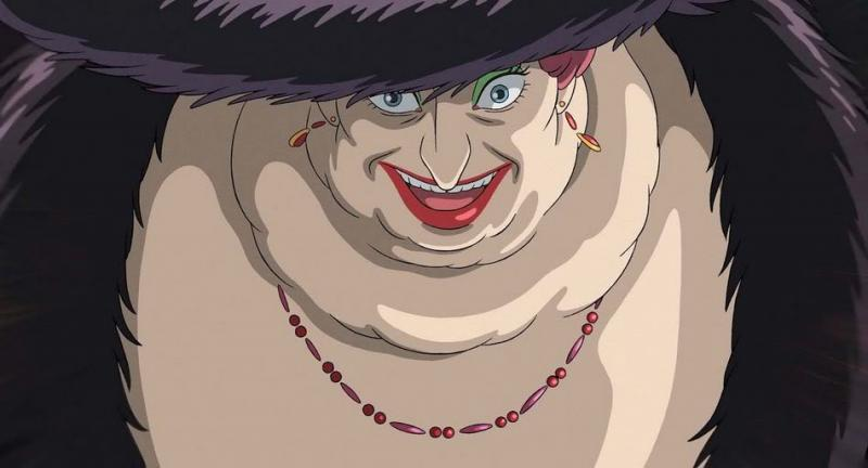 Kwikku, Witch of the Waste dari Howls Moving Castle