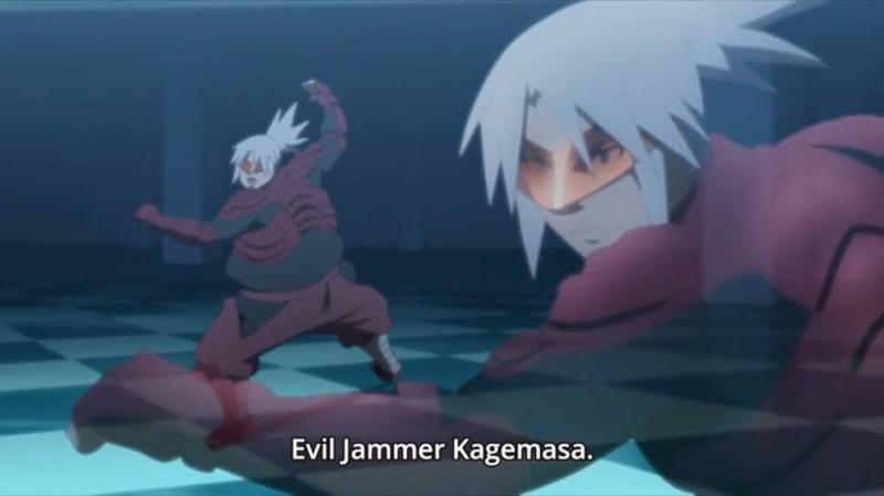 Kwikku, Evil Jammer Kagemasa