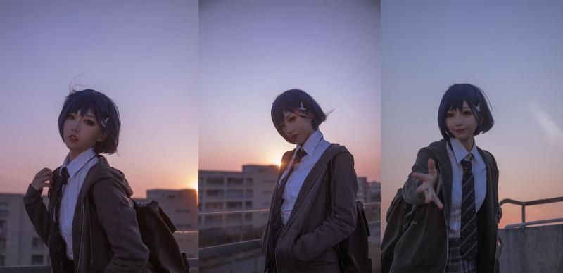 Kwikku, Cosplay Ichigo by Rakuko