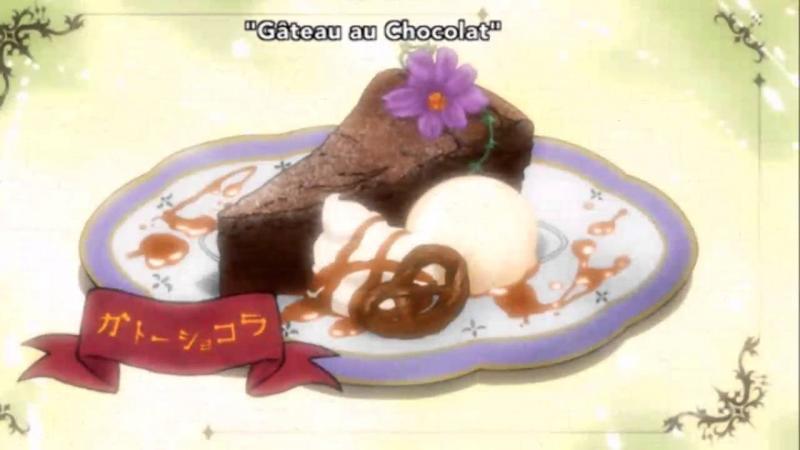 Kwikku, Gateau au Chocolat