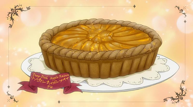 Kwikku, Apple and Raisin Dip Pie