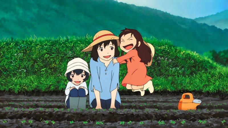 Kwikku, Ookami Kodomo no Ame to Yuki