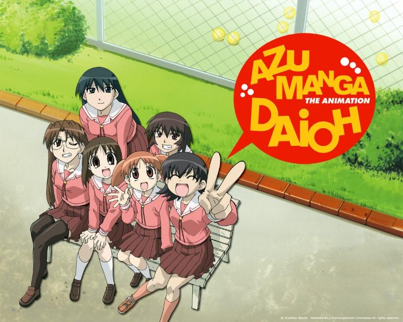Kwikku, Azumanga Daioh The Animation