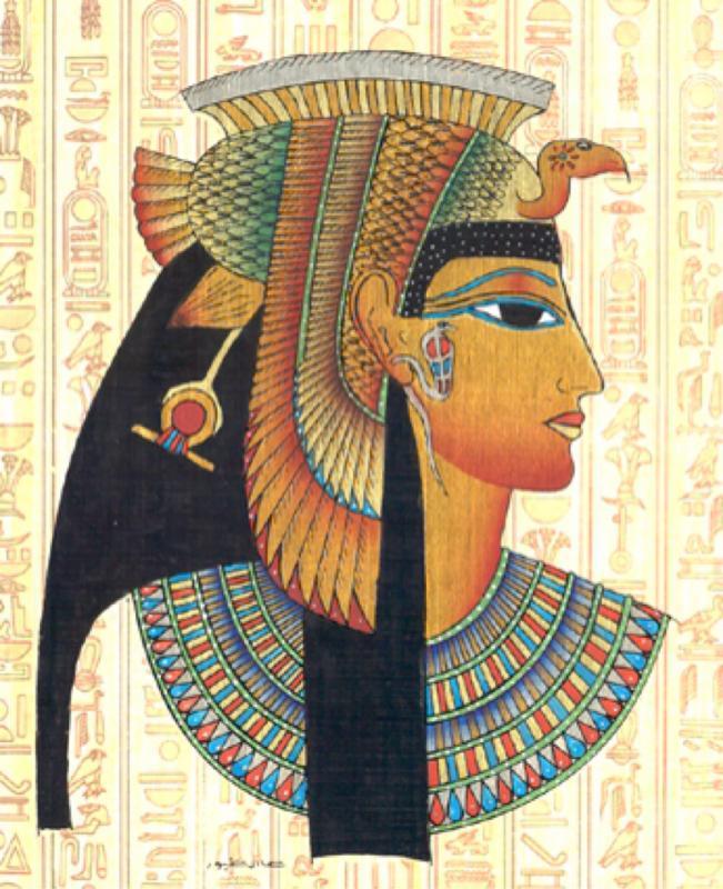 Kwikku, Ratu Cleopatra