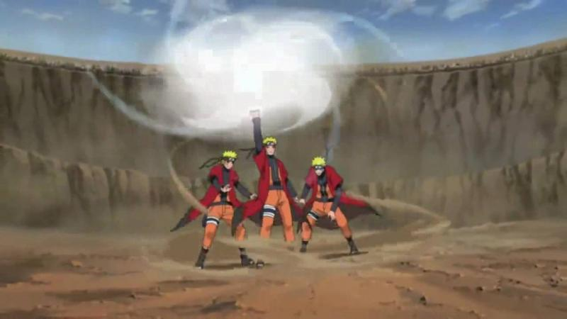 Kwikku, Bonus Naruto Uzumaki