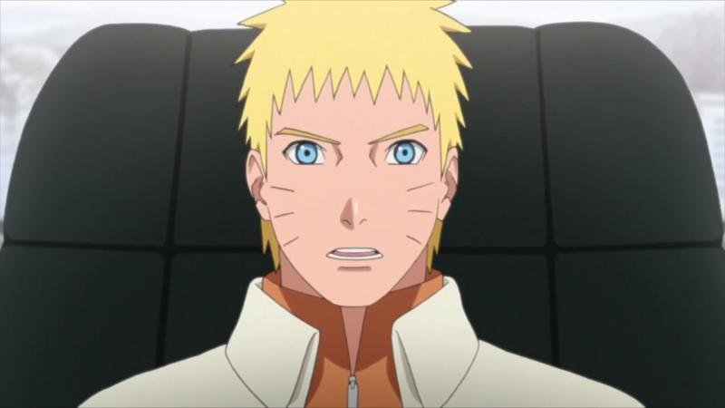 Kwikku, Hokage ke Uzumaki Naruto