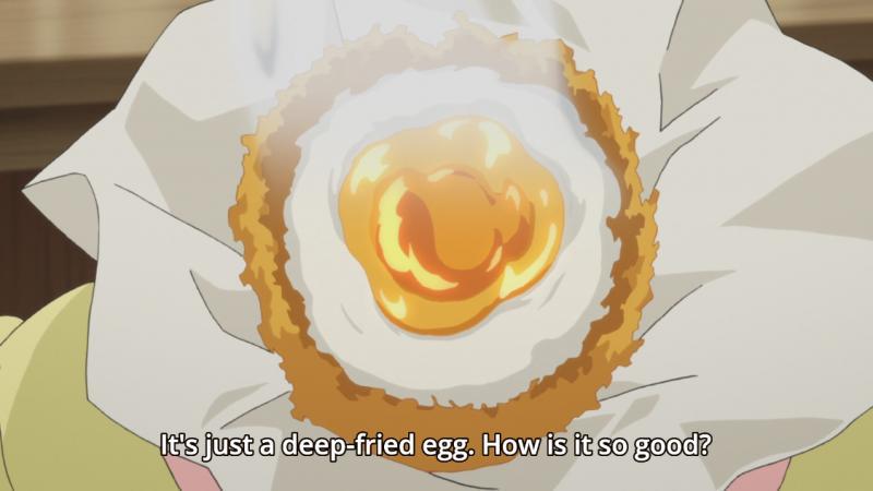 Kwikku, Cara Memasak Deep Fried Onsen Tamago