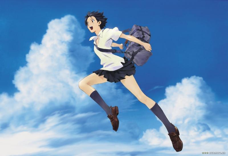 Kwikku, The Girl Who Leapt Through Time