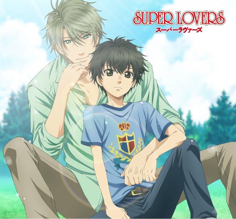 Kwikku, Ren dan Haru dari Super Lovers
