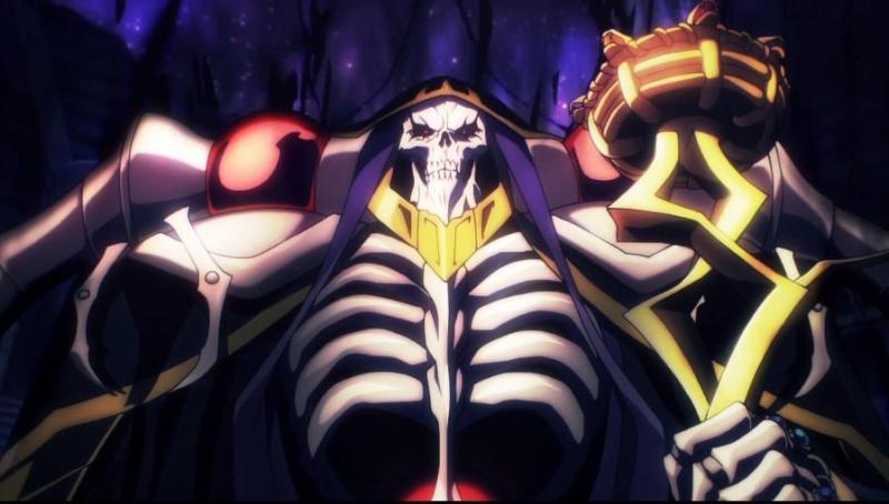 Kwikku, Momonga Satoru Suzuki dari Overlord