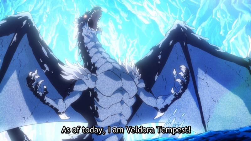 Kwikku, Veldora Tempest