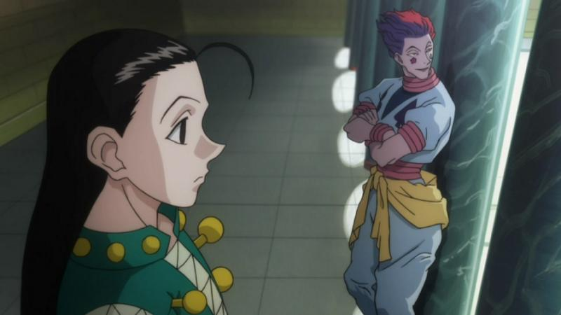 Kwikku, Illumi Punya Hubungan Pertemanan yang Aneh dengan Hisoka