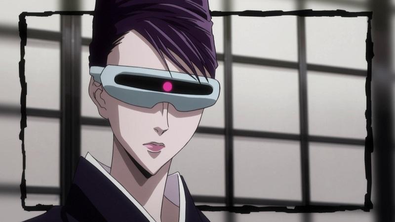 Kwikku, Nama Kikyo tidak pernah disebut dalam anime maupun manga
