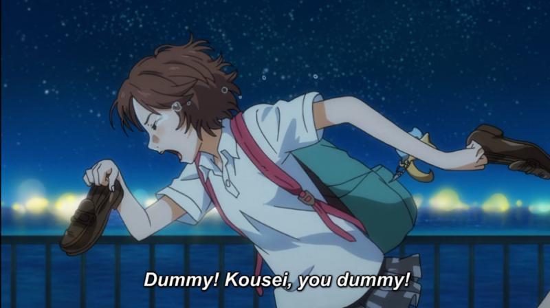 Kwikku, Tsubaki dan Cintanya yang Bertepuk Sebelah Tangan