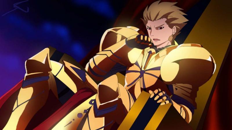 Kwikku, Golden Armor Milik Gilgamesh
