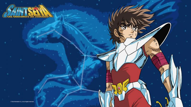 Kwikku, Seiya Pegasus