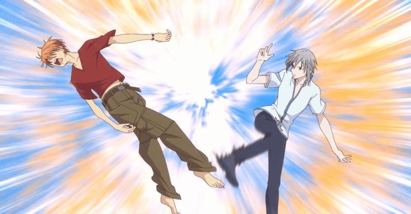 Kwikku, Tujuan Hidup Kyo adalah untuk Mengalahkan Yuki