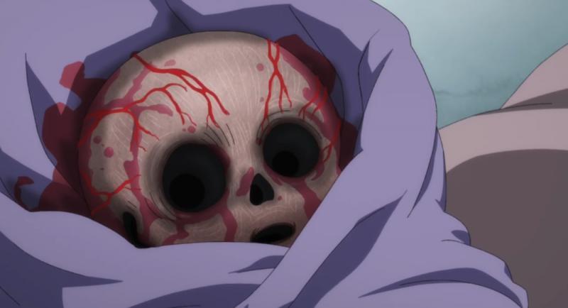 Kwikku, Hyakkimaru Tidak Memiliki Organ Tubuh