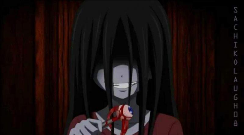 Kwikku, Sachiko Shinozaki dari Corpse Party