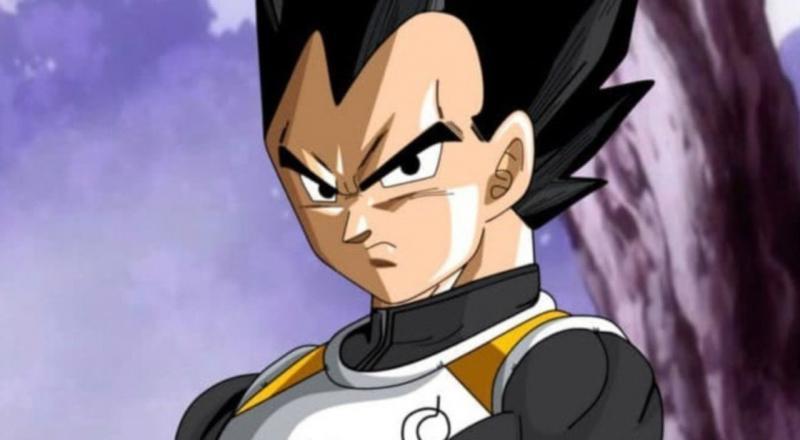 Kwikku, Vegeta dari Dragon Ball Z