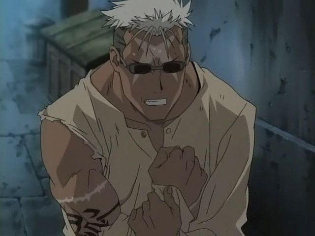 Kwikku, Scar dari Fullmetal Alchemist Brotherhood