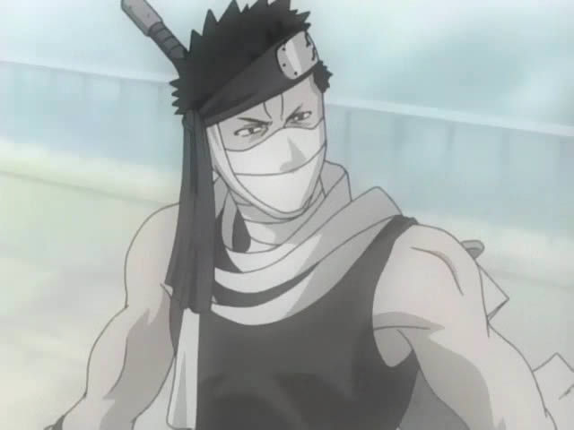 Kwikku, Zabuza Momochi dari Naruto