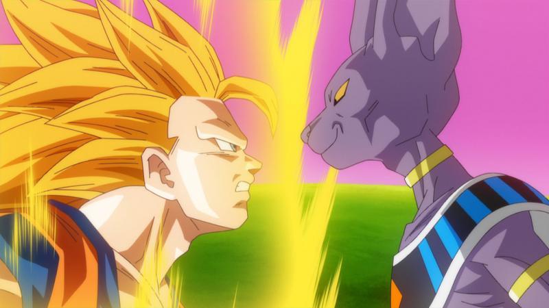 Kwikku, Goku Vs Beerus