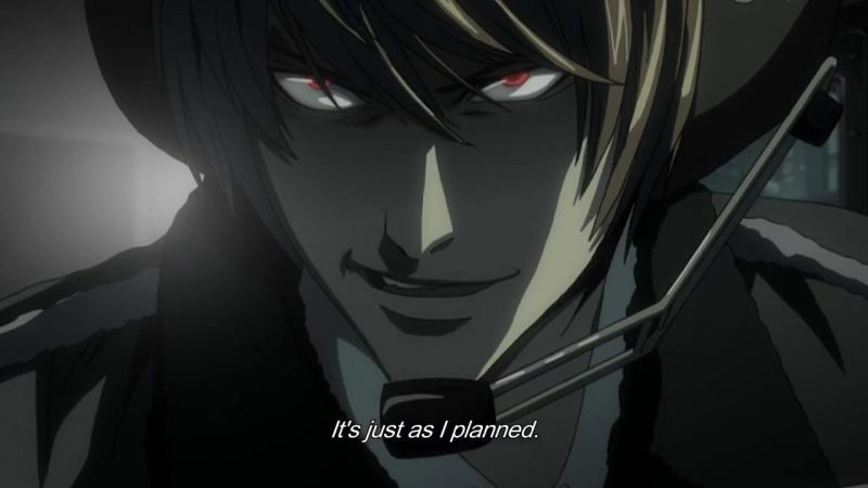 Kwikku, Light Yagami dari Death Note