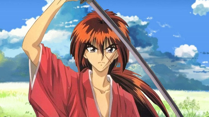 Kwikku, Kenshin Himura dari Rurouni Kenshin