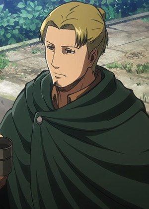 Kwikku, Eld Jinn dari Shingeki no Kyojin